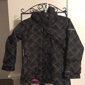 Columbia Girls Snow Jacket size Small